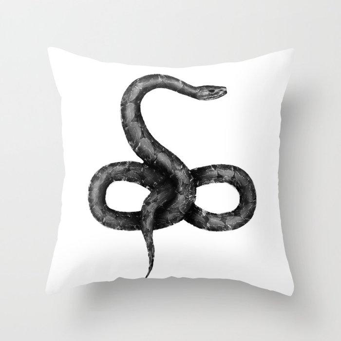 Totem of Healing Throw Pillow