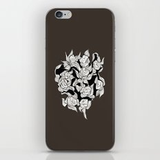 Abstract roses iPhone & iPod Skin