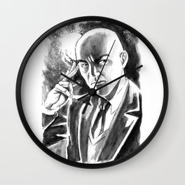 ProfessorX Wall Clock