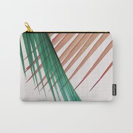 Palm Leaves, Tropical Plant Carry-All Pouch