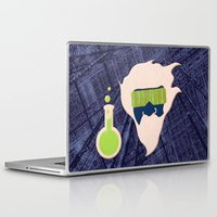 data Laptop & iPad Skins featuring Data Scientist by Ryan Hill