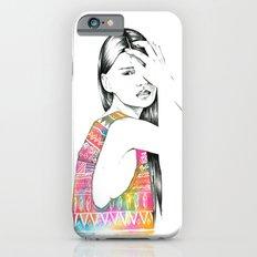 Tribal Girl iPhone 6s Slim Case
