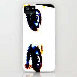 Lugosi's Eyes iPhone Case