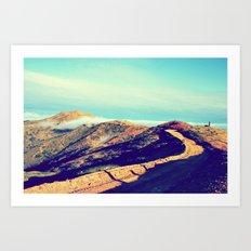 Catalina 2 Art Print
