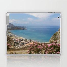 Cefalu view from La Roca Laptop & iPad Skin