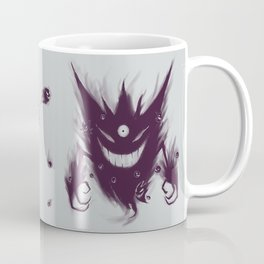 Mega Ghost Coffee Mug