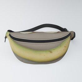 Banana Face Fanny Pack