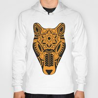 jaguar Hoodies featuring jaguar by danta