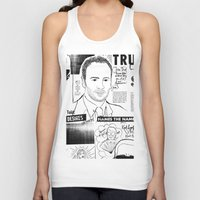 scandal Tank Tops featuring Tom Ford Scandal by CLSNYC