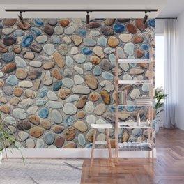 Pebble Rock Flooring V Wall Mural