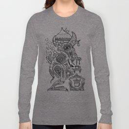 Coffeewobbler Long Sleeve T-shirt