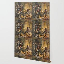 Vintage poster - Ranch 10 Wallpaper