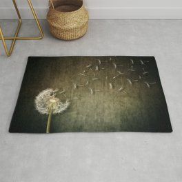 seed escape Rug