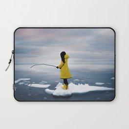 La légende nordique Laptop Sleeve