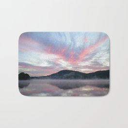 Silent Witness at Sunrise Bath Mat