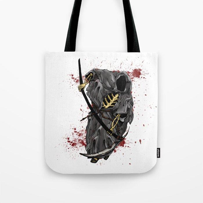 Grimm Reaper Tote Bag