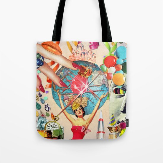 Party Time Tote Bag
