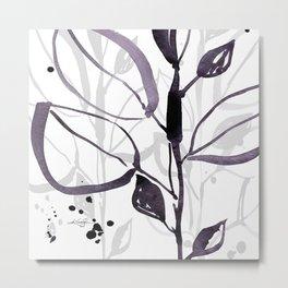 Botanical Joy No 5 by Kathy Morton Stanion Metal Print