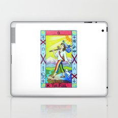 The Fool - Tarot Laptop & iPad Skin