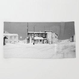 Kaffi Klara Beach Towel