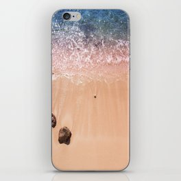 Rocky Cayman Islands iPhone Skin