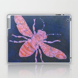 batik Bee Laptop & iPad Skin
