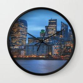 Amazing London Wall Clock