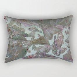 Bass Fish Rectangular Pillow