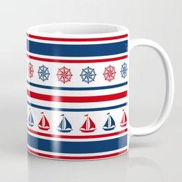 Nautical design 2 Coffee Mug
