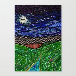 191 Canvas Print