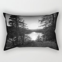 Devils Lake Rectangular Pillow