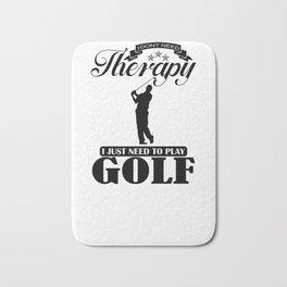 Golf sport Bath Mat