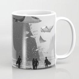 Rays Point Coffee Mug