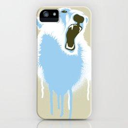 Polar Bear Head iPhone Case