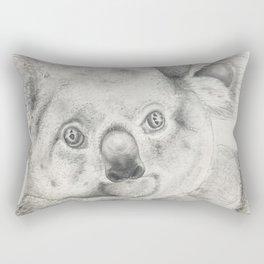 Cuddly Koala Rectangular Pillow
