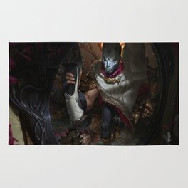 Classic Jhin League Of Legends Rug