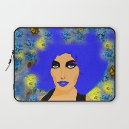 A WOMAN AND HER HAIR Laptop Sleeve