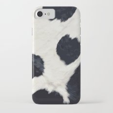Cow Skin iPhone 7 Slim Case