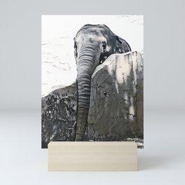 Lonely Mini Art Print
