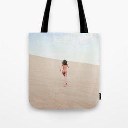 1348 Carissima Hedy Sandy Dune Nude Tote Bag
