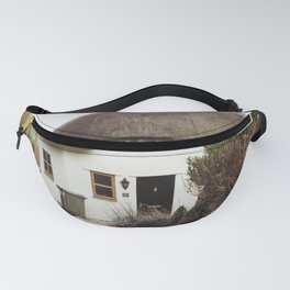 Thatched Cottage in the English Countryside Fanny Pack