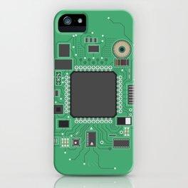 Chip set iPhone Case
