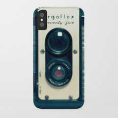 Camera Slim Case iPhone X