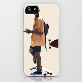 Adonis Bosso Looks iPhone Case