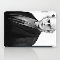 larry iPad Cases featuring DARK COMEDIANS: Larry David by Zombie Rust