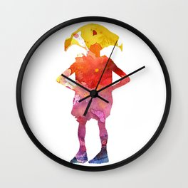 Dobby will always be there Wall Clock