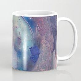 Abstract Mandala 339 Coffee Mug