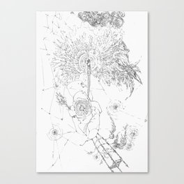 Page 25 Canvas Print
