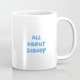 Mickey Nerd Coffee Mug