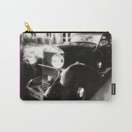framed Aston Martin Carry-All Pouch